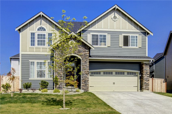 Does Your Siding Match Your House?