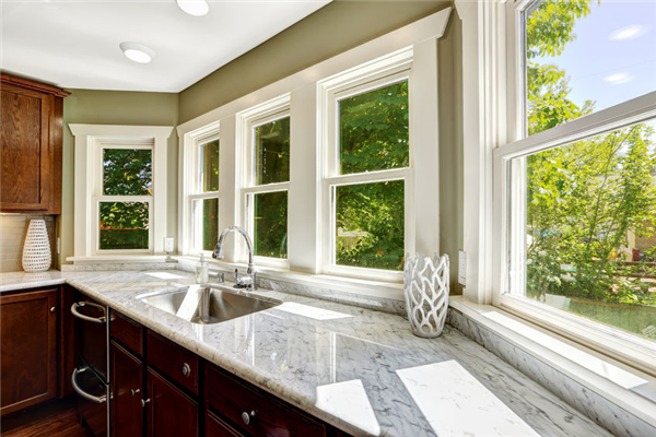Window Profile: Double Hung Windows