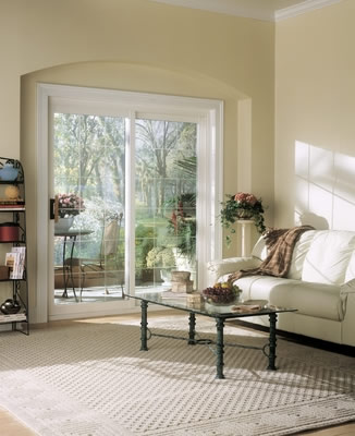 Make A Room Look Better With Patio Doors