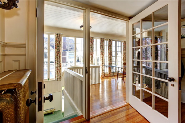 Spruce Up Your French Door Design