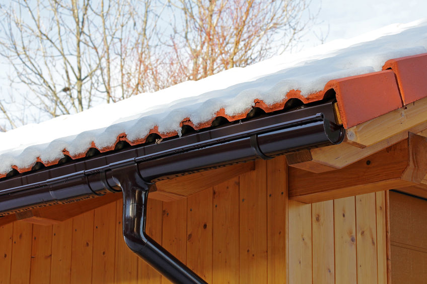 Wintertime and Your Home's Gutters