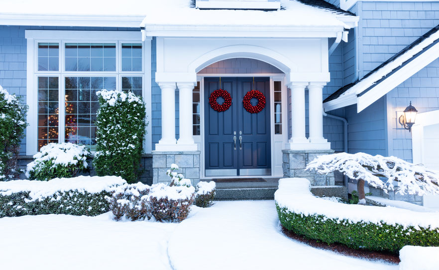 Your Windows and Siding During the Winter