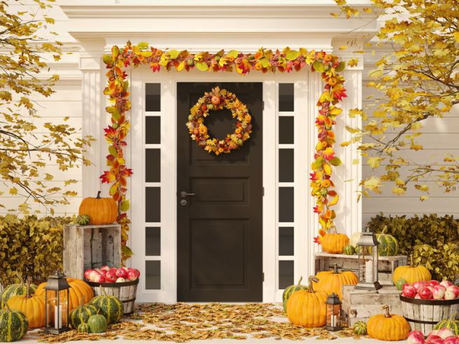 Brilliant Entry Door Ideas for Creating a Warm Welcome