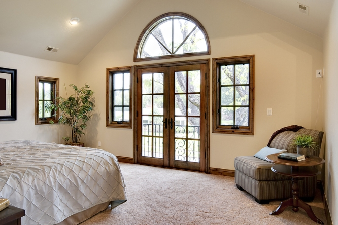 Replacing Your Bedroom Windows With French Doors