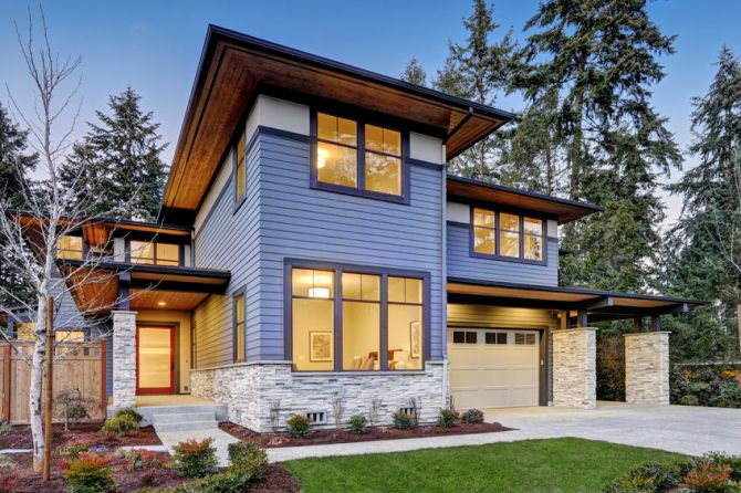 Perfect Siding Combinations for Common Home Designs