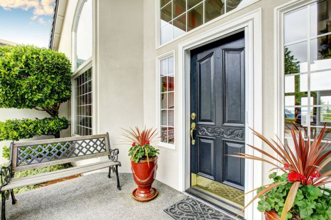 Transforming Your Front Entry