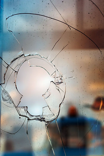 Temporary Fixes For Your Broken Window Pane