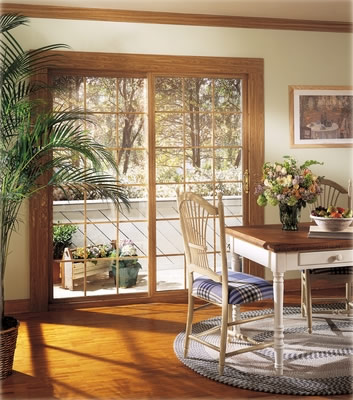 6400 Series Patio Doors