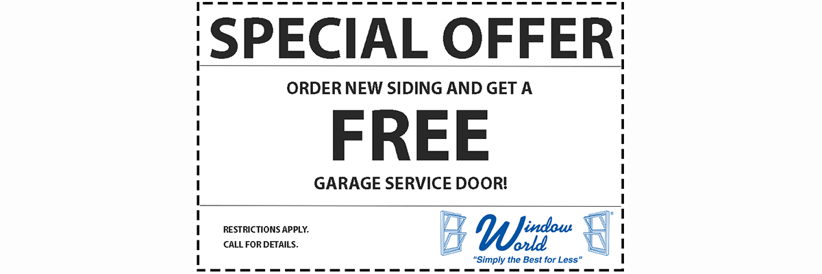Coupons for doors world