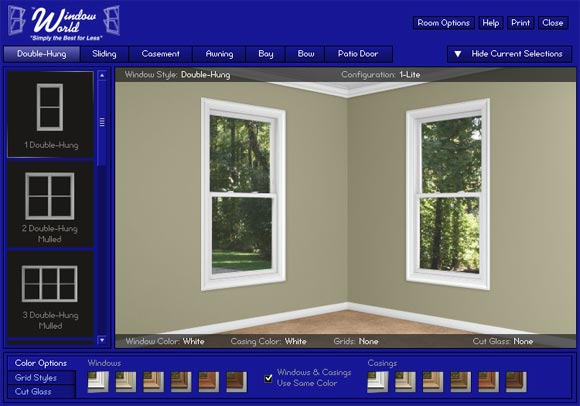 Window Design Center Online | Window World Twin Cities